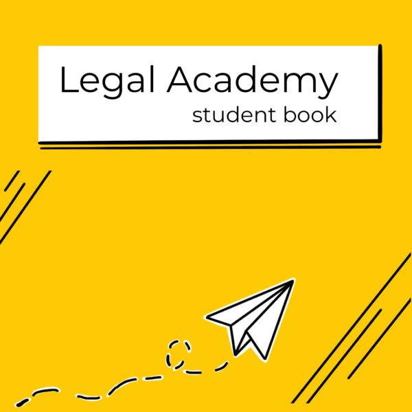 Legal Academy Student Book